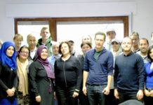 EIZ Berlin - Integrationsbeauftragte besucht das EIZ