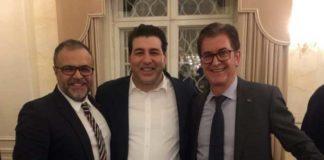 EIZ Berlin - Beim amerikanischen Botschafter